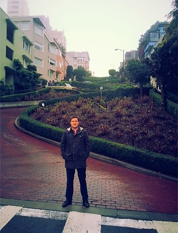 The Iconic Lombard Street  |  San Francisco, CA