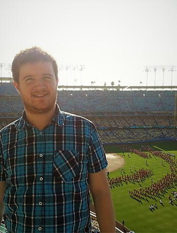 Dodgers Baseball Game  |  Dodger Stadium, Los Angeles, CA